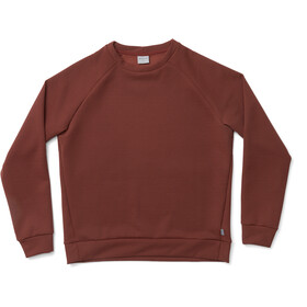 Houdini Mono Air Houdi LS Crew Top Men, terra red